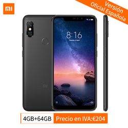 Global Version Xiaomi Redmi Note 6 Pro 4GB 64GB 6.26