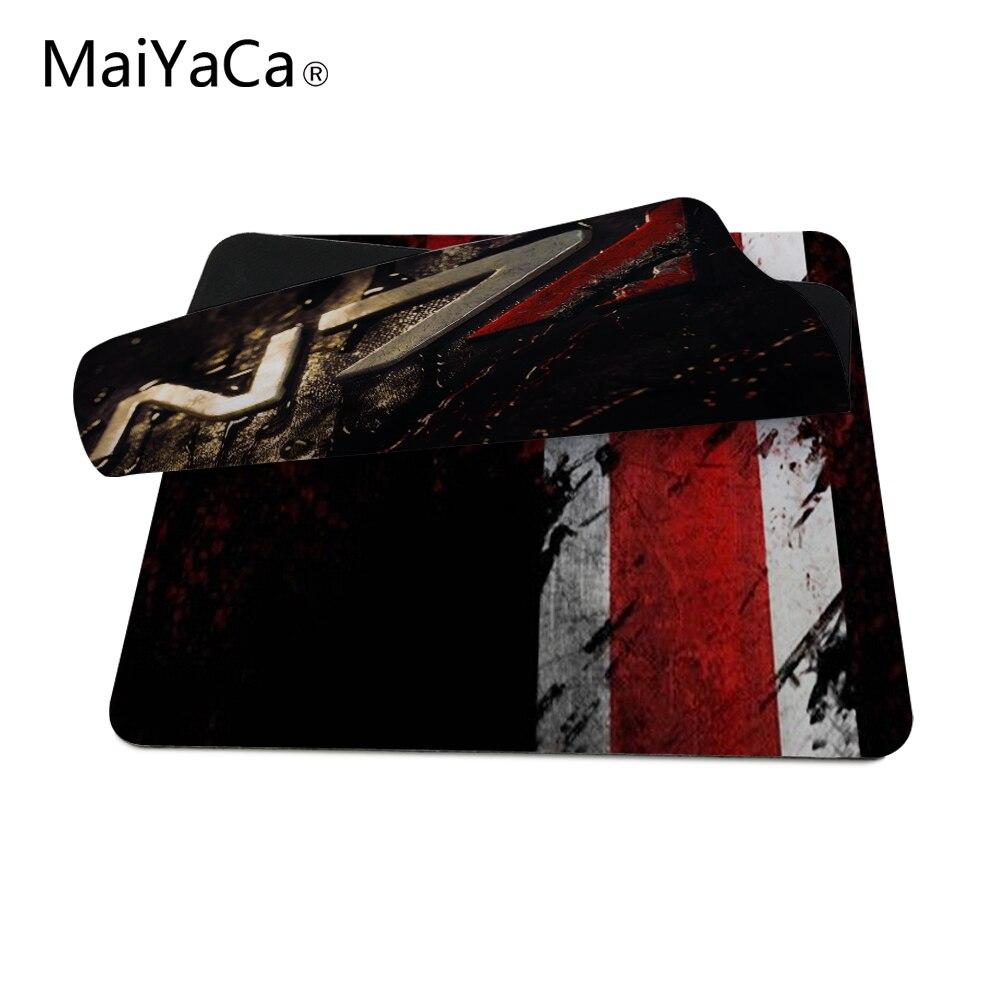 MaiYaCa Custom High Speed Nuevo Mass Effect N7 Logo del juego - Periféricos de la computadora - foto 4