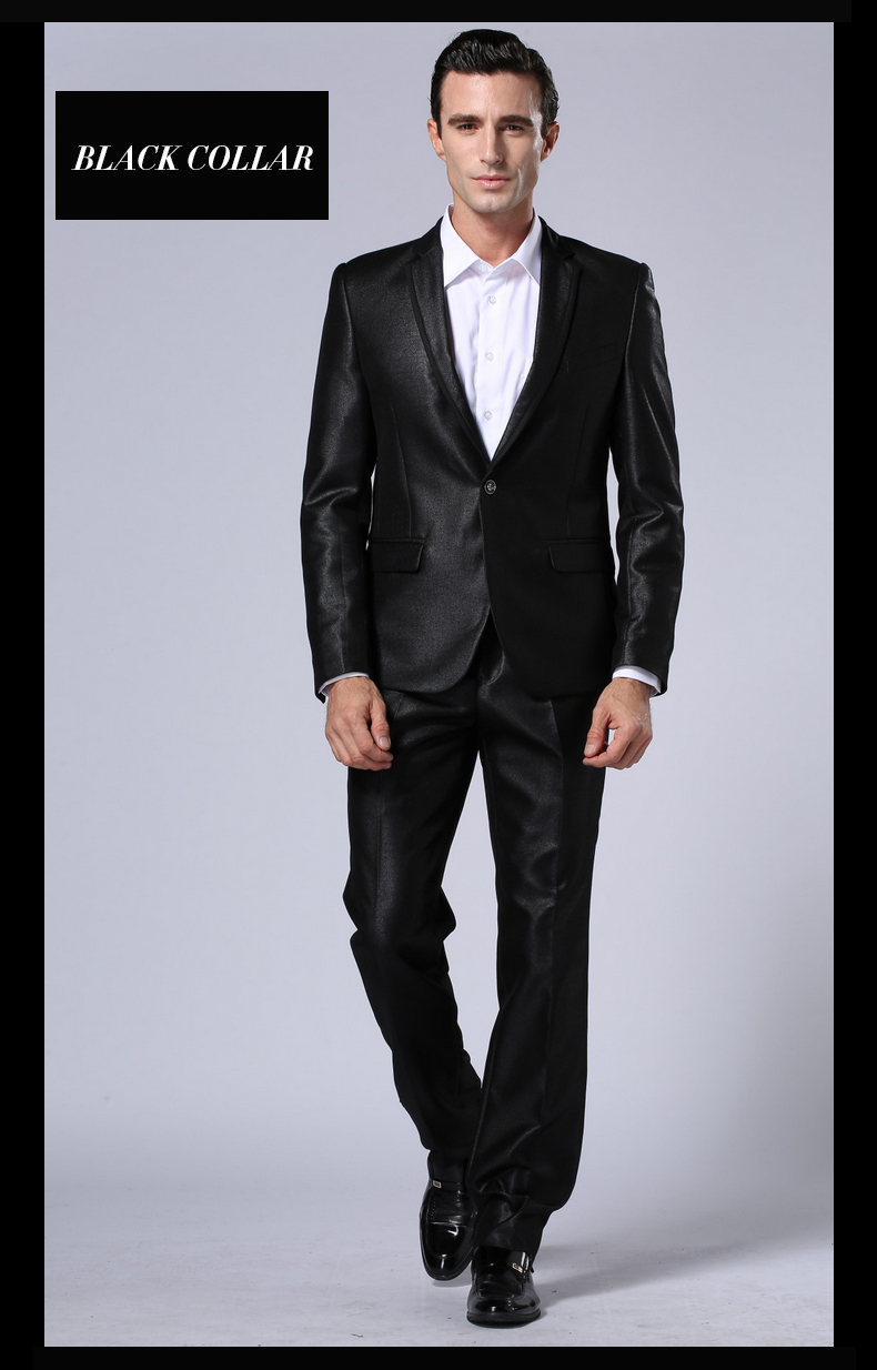 Aliexpress.com : Buy Fashion Designer Groom Groomsman suits