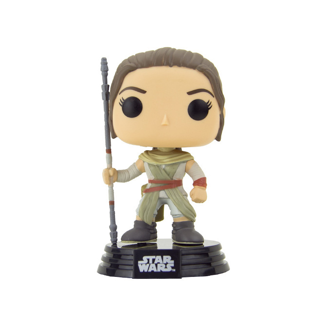 Funko Pop! Star Wars Action Figure – Rey