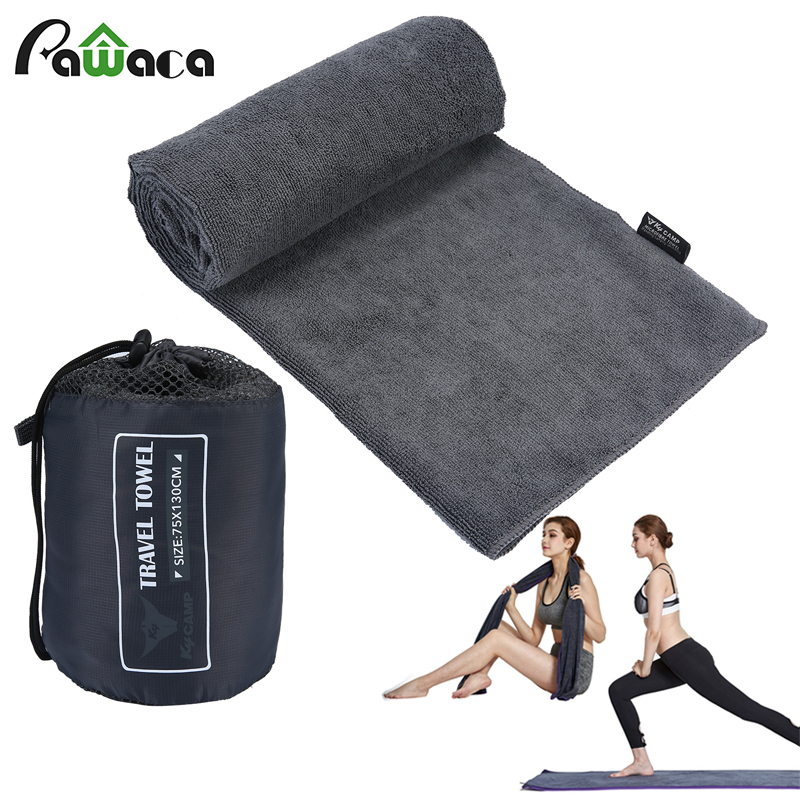 Luxury Sweat Grip Mat Towel: Perfect Microfiber Sport Towel Yoga Towel Mat Super Soft