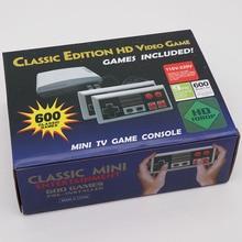 RS-39S Classic Mini HDMI TV Game Console Jogos de Vídeo Embutido 600 Jogos Diferentes Duplo Gamepads Jogador Handheld Do Jogo