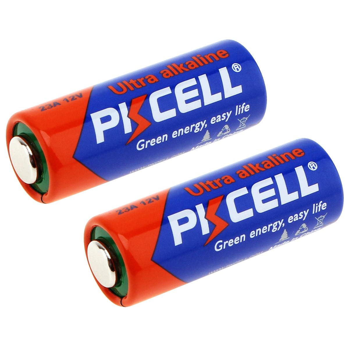 Baterias Secas pcs/card * 2 12 v Marca : Pkcell