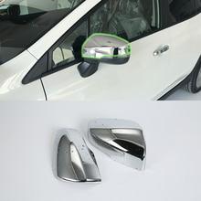 New Products Plastic car accessories door mirror cover For SUBARU XV 2017 Car Protective