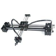 2018 DIY drawbot pen drawing robot machine lettering corexy XY-plotter robot for drawing writing CNC V3 shield drawing toys