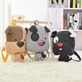 Мода 3 ШТ. Милые Дети Главная Организация Хранения Прекрасная Собака Маленький игрушка Сумка Кемпинг Мешок Для Детей Грудного Молока Хранения мешок