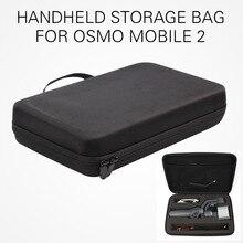 Caixa Estojo portátil Saco De Armazenamento De Proteção para DJI OSMO Mobile 2 Frete Grátis