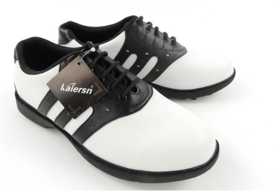 New Kaiersn Men golf shoes Mens Leather sneakers anti-skidding removable spikes men waterproof Lightweight sports shoesNew Kaiersn Men golf shoes Mens Leather sneakers anti-skidding removable spikes men waterproof Lightweight sports shoes