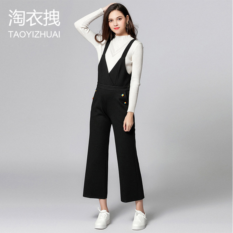Fashion Women Jumpsuit Sexy Sling Women Spring Jumpsuits Casual Elegant Jumpsuit 2018 New Bodysuit Clothing Overalls