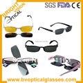 Envío gratis 10 unids mezclado clip en gafas de sol polarizadas TAC A2 con alta calidad sombrilla