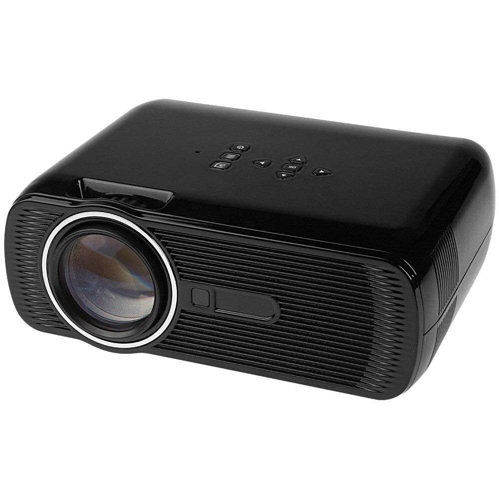 BL 80 Мини Wi Fi светодиодный проектор HD 1080 P видео Media Player Поддержка HDMI AV USB Портативный дома Театр камеры