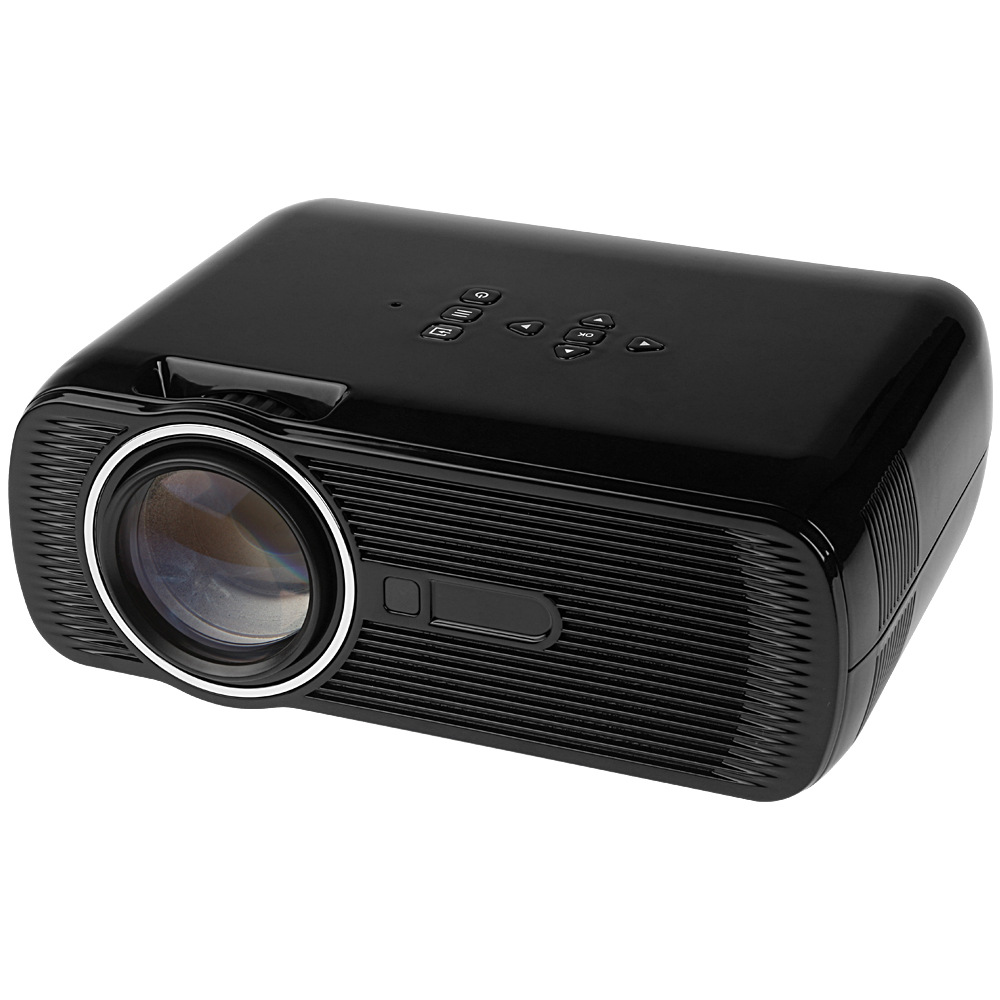 BL 80 Mini WI FI LED Projector HD 1080 P Video Media Player Support HDMI AV USB Portable Home Theater camera