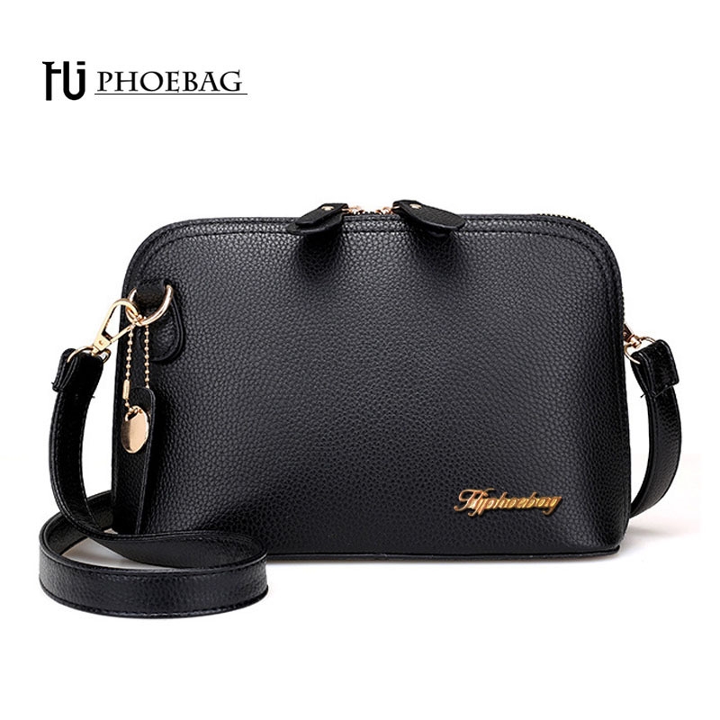 HJPHOEBAG Fashion Design women bag envelope handbags High quality PU Zipper Flap  Shell  ...