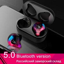 Oryginalny Sabbat X12 TWS 5.0 Bluetooth słuchawki sportowe wodoodporne prawdziwe bezprzewodowe wkładki douszne słuchawki douszne do Samsung telefon PK E12