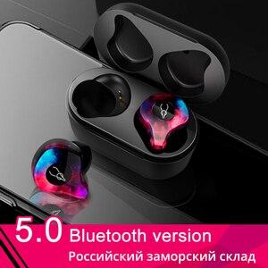Image 1 - original Sabbat X12 TWS 5.0 Bluetooth Earphone Sport Waterproof True Wireless Earbuds Stereo In ear for Samsung Phone PK E12