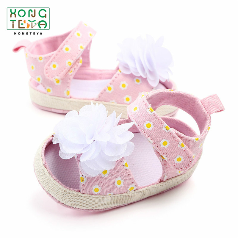 2019 Summer New Baby Fish Mouth Sandals Korean Princess Shoes Girls Baby Shoes Soft Bottom 0-1 Years Old