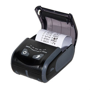 """LS200BWU 2 """"Gris Color impresoras de Recibos Impresora de Etiquetas Portátil Mini Impresora Móvil con WIFI + Bluetooth + USB para IOS y Android"""