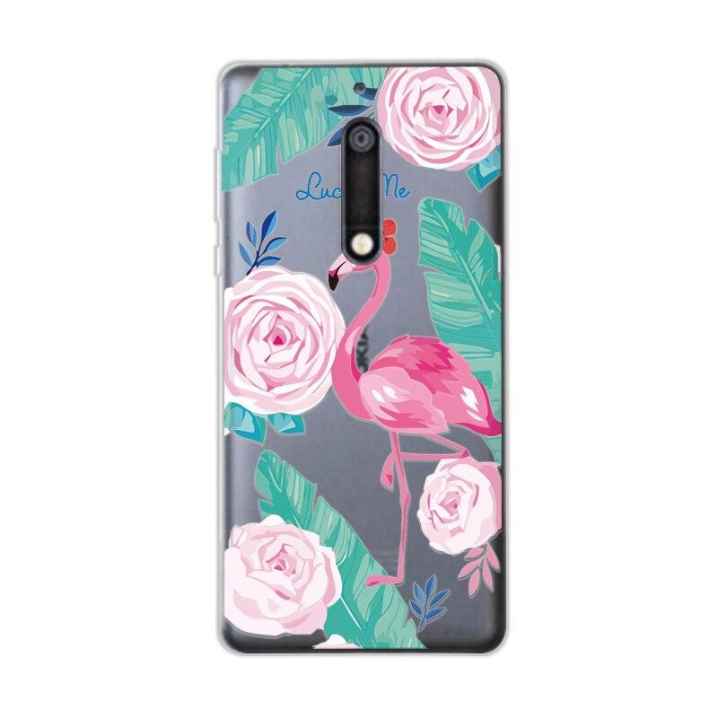 Livret De Conception Flamant Rose Pour Nokia 5 3UHCFtw48