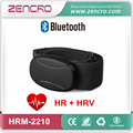 Bluetooth Fitness Tracker Realtime Heart Rate and HRV Monitor Chest Strap