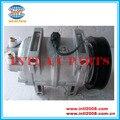 Auto air conditioning ac compressor for Nissan Urvan/ Caravan diesel TD27 ZD30 a/c pump compresores de Ur-van diesel
