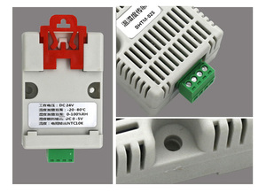 Image 5 - 1PC Temperature and Humidity Transmitter Detection Sensor Module Collector Analog Output 0 5 0 10V Instrumentation