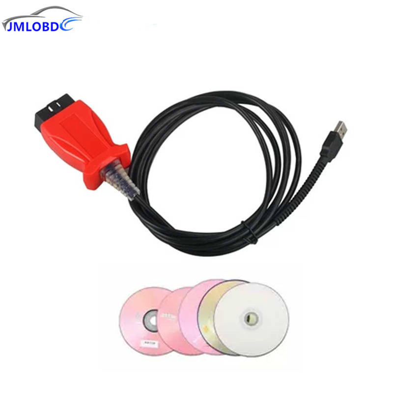 Hot JLR V145 SDD Car Diagnostic Cable for Volvo 2013D V9.30.002 TIS Techstream for Toyota 3 In 1 Auto Scanner цена