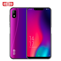 Elephone A4 Pro 4G LTE Smartphone 5.85 Inch HD+ U Notch Screen Mobile Phone Android 8.1 4G+64GB MT6763 Octa Core 16MP Cell Phone