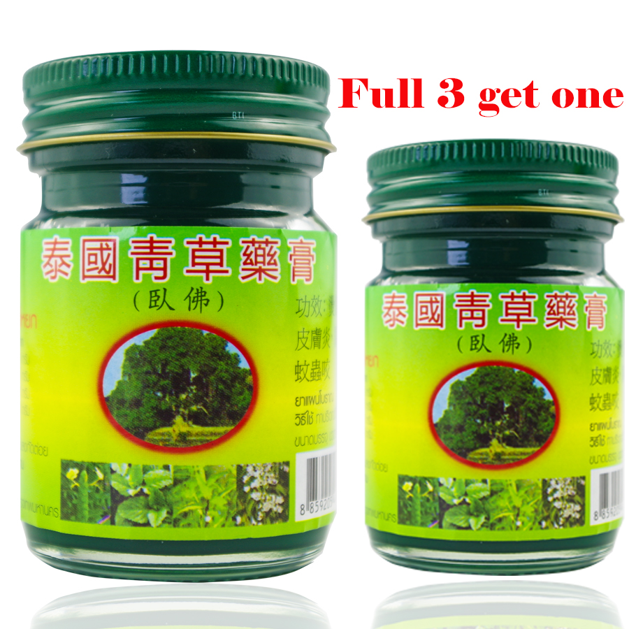 Aliexpresscom  Buy 50G Thai Herbal Plant Herbal Massage -5733