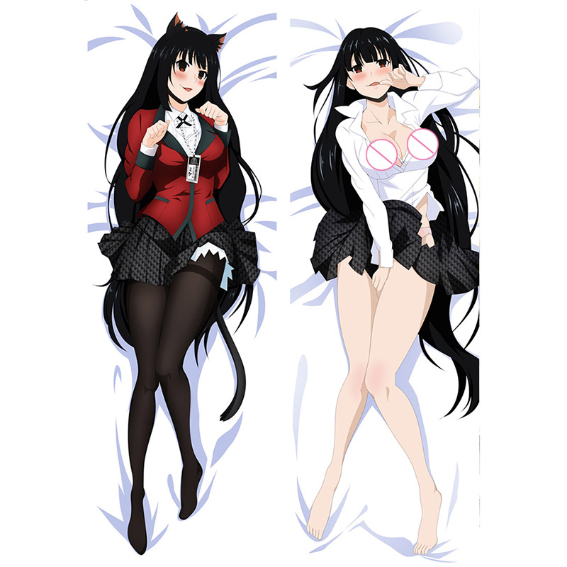 Anime Bedding Hugging Body Pillow Case Custom Double Side Printed Anime Pillowcase Cover