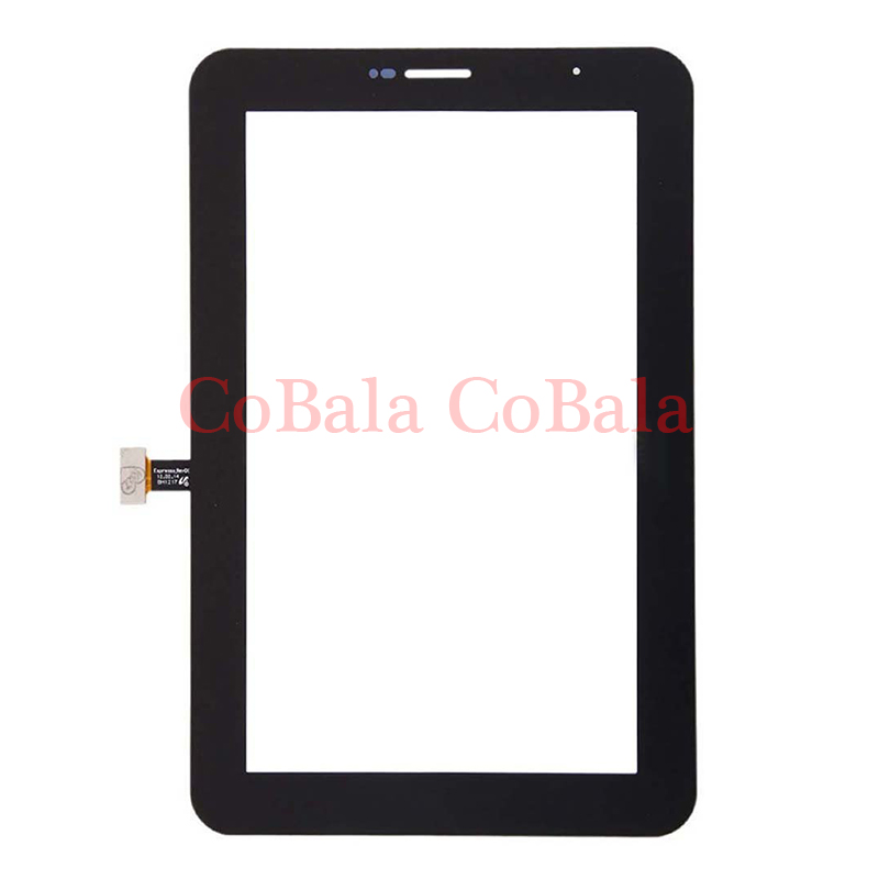 цена на 1Pcs For Samsung Galaxy Tab 2 7.0 GT-P3100 GT-P3110 P3105 P3108 P3113 i705 Touch Screen Digitizer Panel Glass Sensor+Adhesive