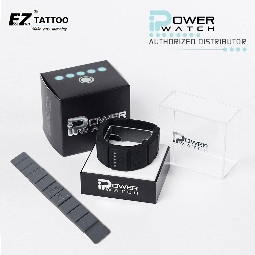 EZ tatouage alimentation iPower Watch voiture-chargeur 100% authentique iPower alimentation pour Machine à tatouer et tous les appareils électroniques