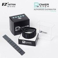 EZ татуировки источника питания я Мощность часы автомобиля Зарядное устройство 100% Аутентичные Мощность источника питания для татуировки и