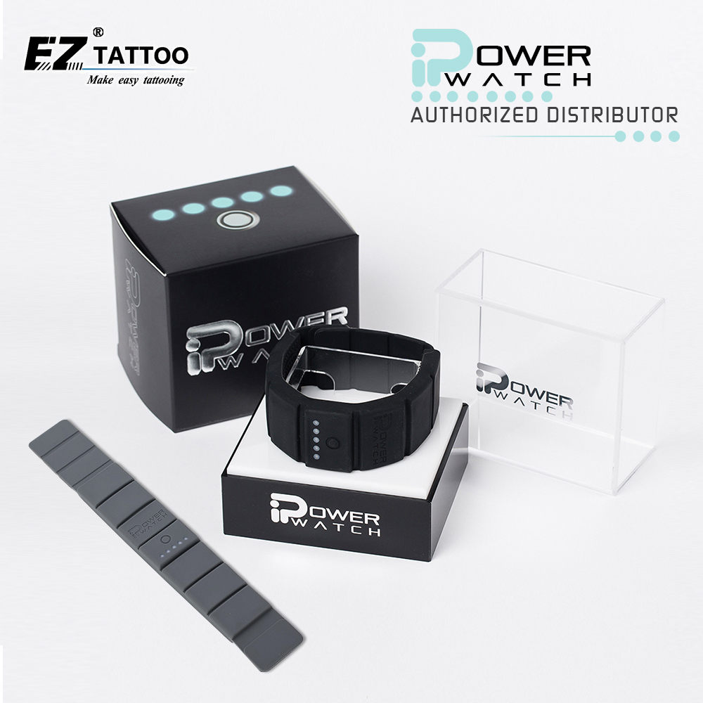 EZ Tattoo Power Supply iPower Watch Car-Charger 100% Authentic iPower Power Supply for Tattoo Machine & Any Electronic Devices ipower