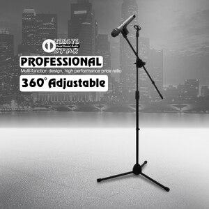 Профессиональный Регулируемый Настольный напольный штатив, держатель для микрофона, подставка для SHURE, ручной беспроводной микрофон, ударн...