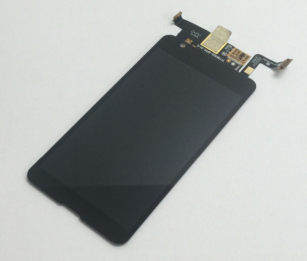 for Sony Xperia E4g E2003 E2006 E2053 Full Touch Screen Digitizer Sensor Glass + LCD Display Monitor Panel Module Assembly