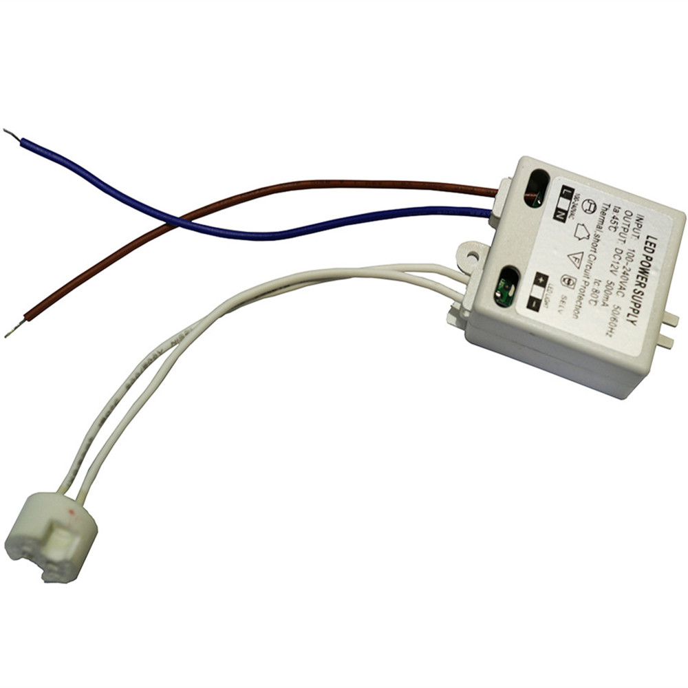 Mr16 Led Transformer Bunnings: Led Driver Power Supply Transformer With MR16 Socket For
