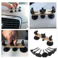 Kits d'outils de voiture PDR ensemble d'outils de retrait de Dent d'extracteur de pont pour la carrosserie kit d'outils de réparation de Dent sans peinture Instruments peinture pour métal