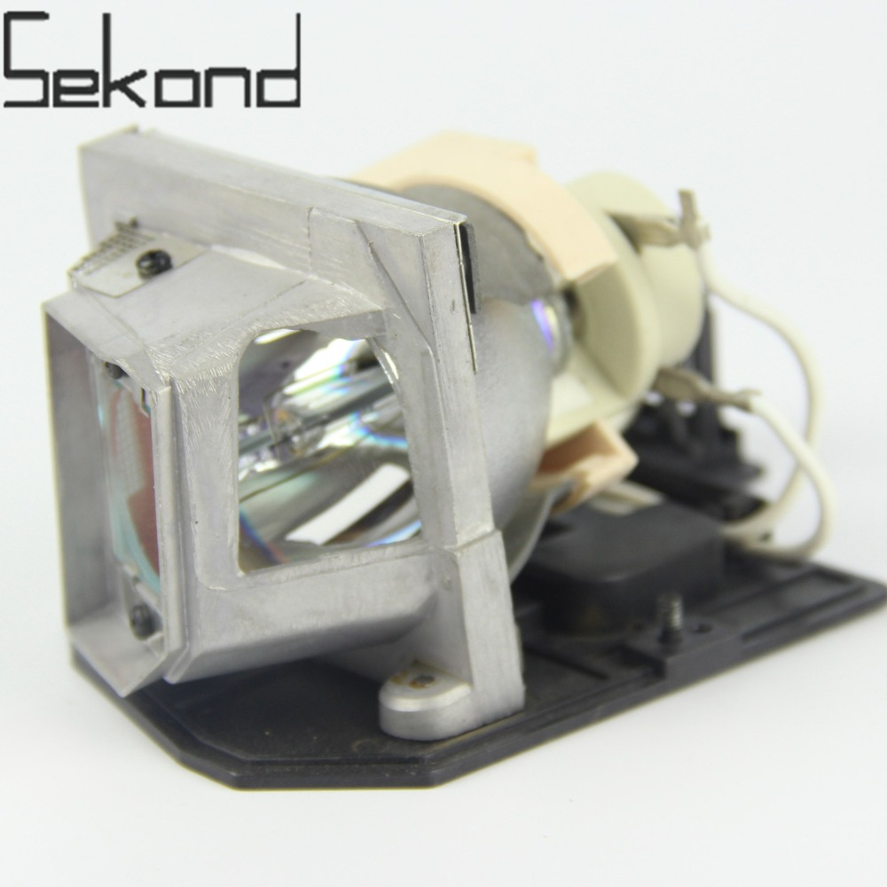 SEKOND Original Osram bulb BL-FP230D / SP.8EG01GC01 Projector Lamp with Housing For Optoma HD20 HD200X EH1020 TX612 HD180 EX612 original projector lamp bl fp230d