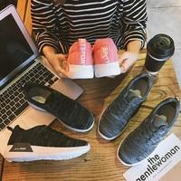 sapato feminino Woman casual shoes Breathable 2018 Sneakers Women New Arrivals Fashion mesh sneakers shoes women tenis feminino