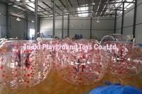 1.5m Diameter PVC soccer bubble, bubble football for sale