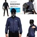 XCOSER Сторожевых Собак 2 Маркус Холлоуэй Куртки Топ Костюм COSpaly Мужская Мода Пальто