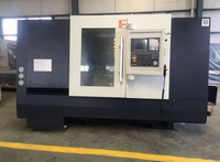 TCK56A Slant Bed metal CNC lathe machine