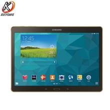 Оригинальный Новый samsung Galaxy Tab S T800 WI-FI Tablet PC 10,5 дюйма 3 GB Оперативная память 16 Гб Встроенная память двойной Камера Android 7900 mAh PC