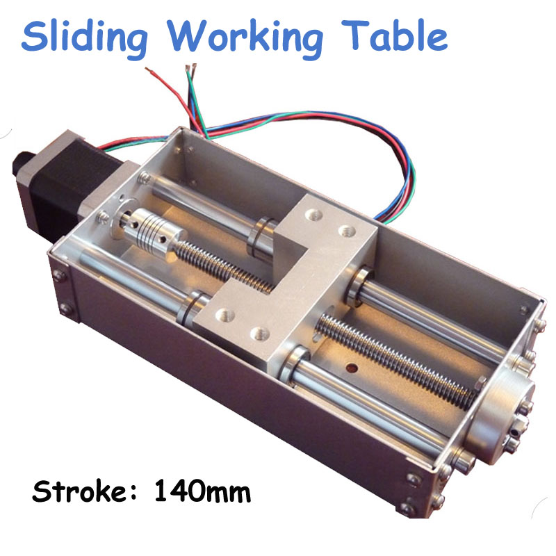 Z Axis Sliding Working Table 115mm Stroke CNC Z Axis for CNC Engraving Machine Kit high quality 1pcs z axis sliding working table 150mm 60mm 3 axis diy milling linear motion for cnc engraving machine new