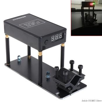 Strzelanie tester prędkości 16-37mm miernik prędkości wylotowej Velocimetry narzędzie pomiarowe Hot tanie i dobre opinie OOTDTY 1AA800339