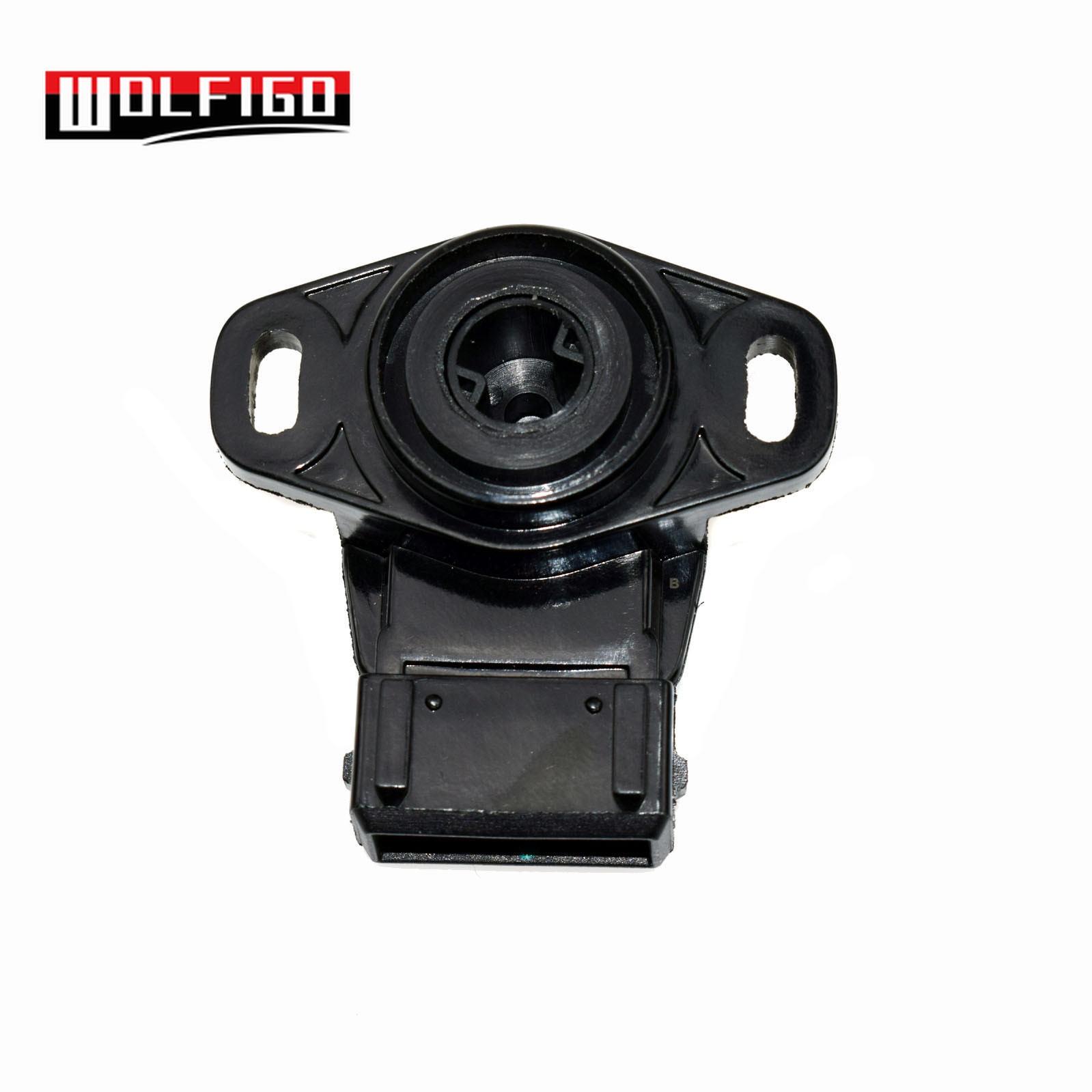 Throttle Position Sensor for Sebring Stratus Eclipse Galant Montero MD628077 New