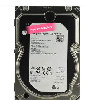 100%New In box  3 year warranty  ST6000NM0115 6TB 7200rpm SATA  Need more angles photos, please contact me