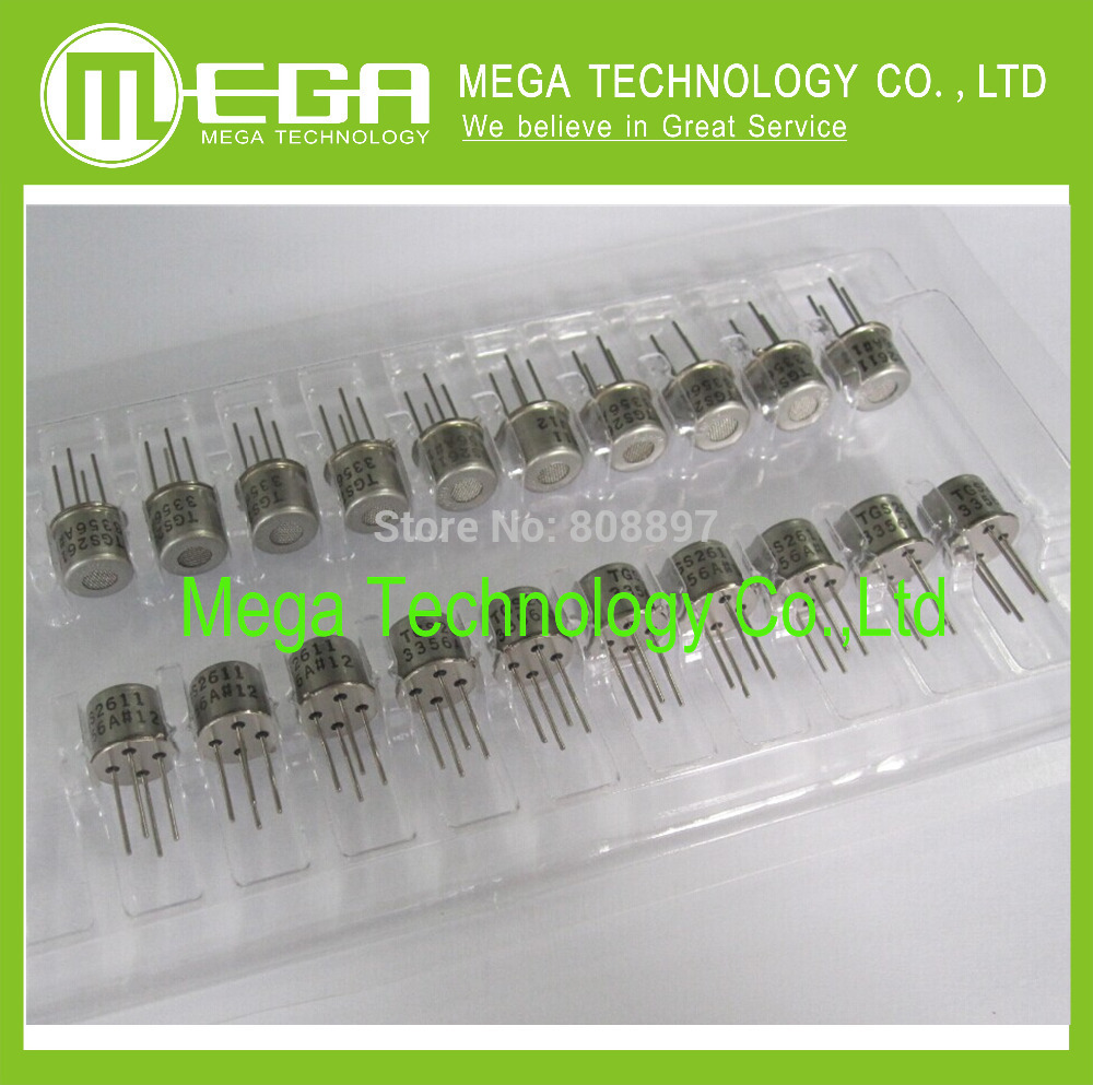 100% new 10pcs ombustible gas sensor TGS2611 image