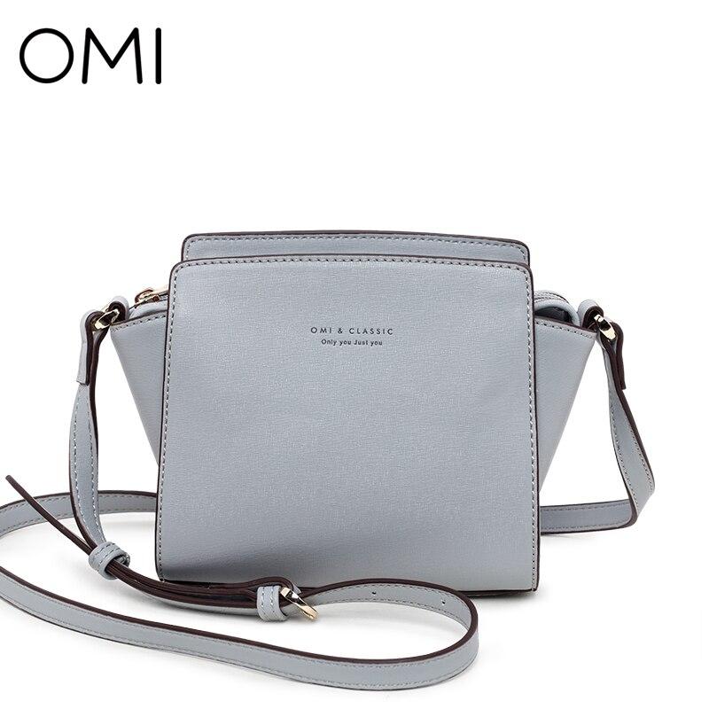 OMI Women s bag Women s Messenger bags Female s handbags famous designer brand bags luxury