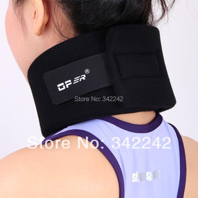Colar cervical, proteger a vértebra cervical fixo correção de proteção de pescoço conjunto de pescoço espondilose Cervical No Pescoço